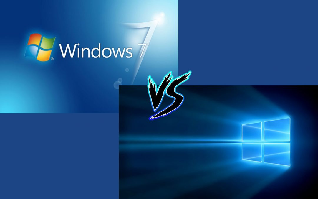 Operating System Comparison: Windows 10 VS Windows 7