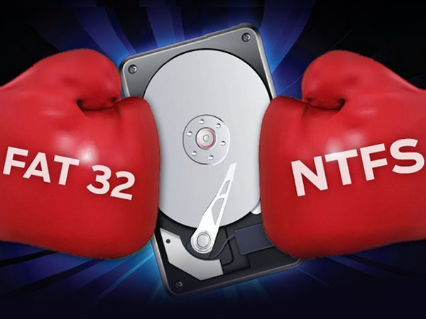 Fat32 VS NTFS: Understanding The Differences