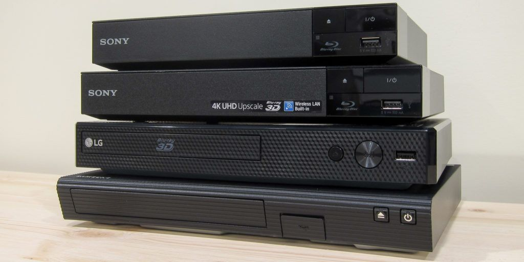 blu ray players