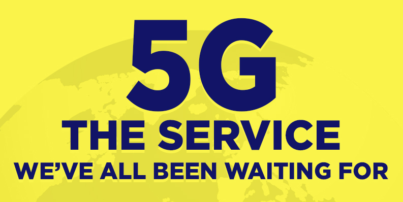 Is 5G the Service We've All Been Waiting For?